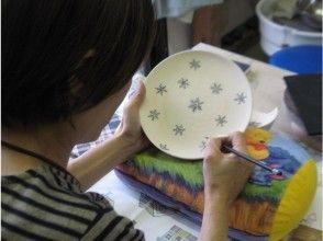 [千叶Yachimata]让我们在无釉容器中添加喜欢的图案!绘画体验计划
