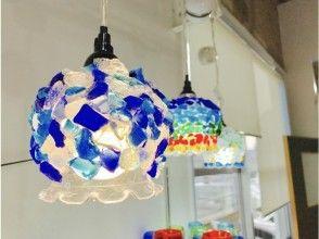 <<可以使用所有地区通用的使用优惠券冲绳/石垣岛]非常适合纪念您的旅行!制作琉球琉璃灯