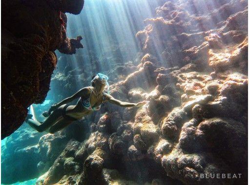 【沖縄・石垣島】トロピカルなビーチから冒険!シュノーケル、素潜り、地形、見釣り…♪選べる冒険☆