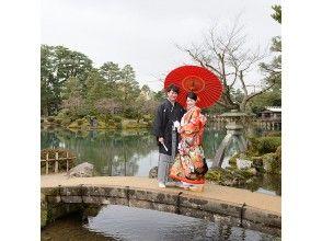 【石川県・金沢市・婚礼写真】金沢の和装(兼六園)・洋装(芸術村)ロケーション