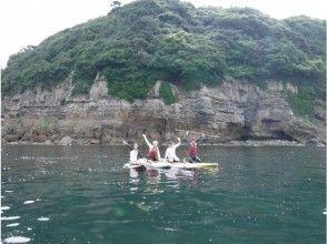 【福岡・三苫】今、話題のSUP体験!海上クルージング ♪