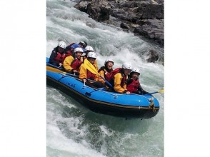 [Wakayama Kitayama] Rafting (1 day course) [Kansai leading torrent points! ]