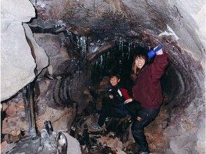 【静岡・裾野】富士山のふもとで氷穴探検&森のさんぽツアー