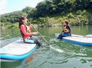 【高知・吉野川】静水SUPクルージング体験 2時間コース