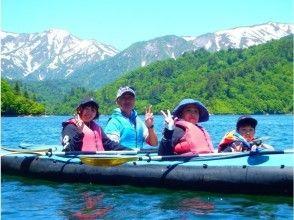 [Gunma ・ Minamikami ・ Lake canoe ・ 1Day] Experience the great nature of Okurine Canoe tour ☆ with lunch