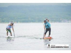 6/24(日)山中湖SUPerマラソン22km・アイアンマンクラス(12.6フィート以下)