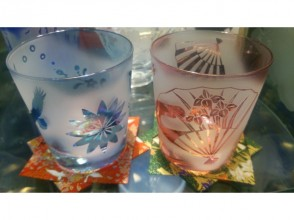 [Asakusabashi 1 minute] Making original glasses and origami coasters (foreigners welcome, Japanese people are OK)