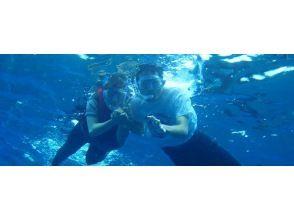 [Tanegashima, transparency realize! ] Snorkel tour of image