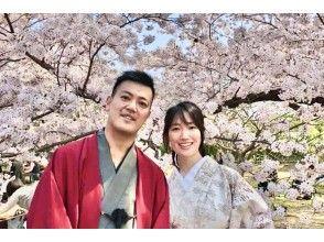 【香川・高松】着物で日本最大の特別名勝、桜が美しい栗林公園をお散歩