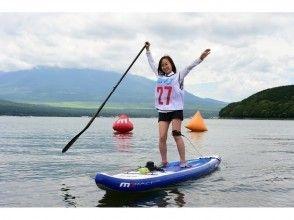 6/24(日)山中湖SUPerマラソン22km・アイアンマンクラス(14.0フィート以下)