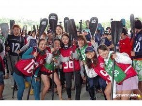 6/24(日)山中湖SUPerマラソン3km・ボードオープンクラス(12.6フィート・レンタル有)