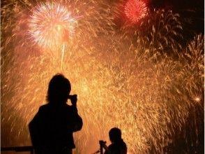 乗合(2名様~)5/26(土)開催、お台場STAR ISLAND花火を屋形船の展望デッキから堪能♪