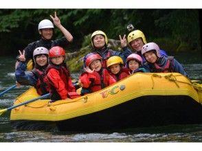 [Hokkaido-Tokachigawa] Participation from 4 years OK ★ Splash · Cruising(half-day course)
