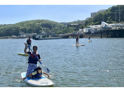 【愛知・蒲郡】初めての方向けSUP体験の紹介画像
