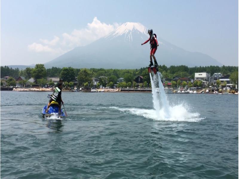 夏の山中湖はアクティビティが豊富!