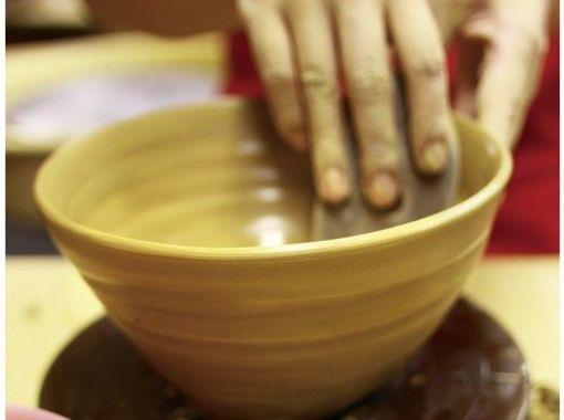 【大阪・天王寺】陶芸体験教室・マイどんぶりづくりコース