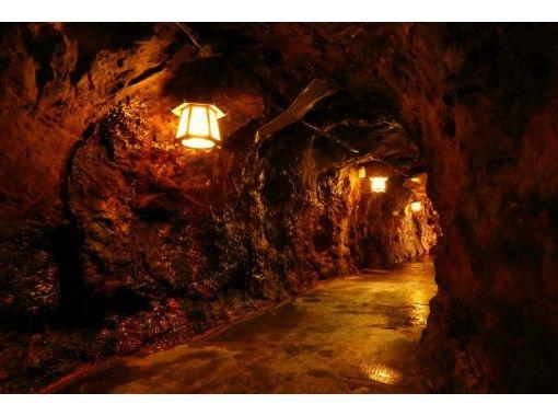 【和歌山・白浜】自然と歴史に出会える体験!地下36メートルに広がる海蝕洞窟探検ツアー!