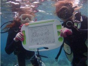 【沖縄・宮古島】水深30メールの世界をみよう!レベルアップ!アドバンスコース(2日間)