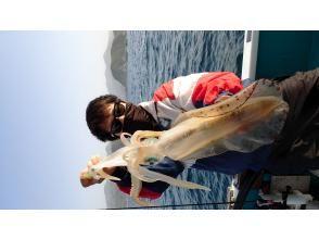 【和歌山・すさみ町】アオリイカを釣り上げてみませんか!?アオリイカ:ティップラン(5時間)【地域共通クーポン取扱】
