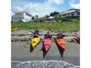 【千葉·南房總·一天海上皮划艇體驗】帶午餐!即使是第一個也是安全的。有一天皮划艇的經驗!
