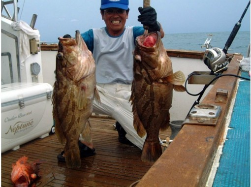 【和歌山・すさみ町】大物を狙おう!泳がせ釣り(ノマセ釣り)【地域共通クーポン取扱】の紹介画像