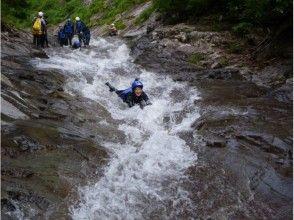 【群馬・水上】キャニオニング(半日コース)の画像