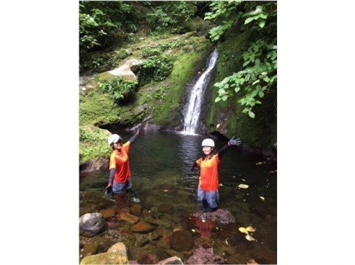 【東京・八丈島】体験型 大滝・三段の滝・ポットホール