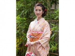 [奈良/奈良]您為什麼不隨意穿和服探索奈良?從近鐵奈良站出發!