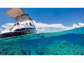 チービシ諸島貸切ツアー!(シュノーケリング・海釣り・船上BBQ付き)