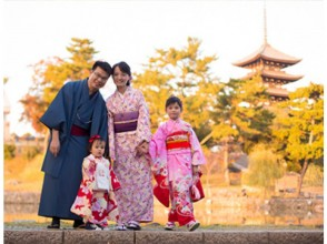 [奈良/奈良]觀光地點照片!專業攝影師陪同觀光和拍攝!