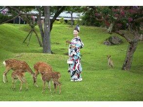 [奈良/奈良]結婚典禮前的位置照片!有豐富的和服和頭髮妝!