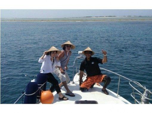 【沖縄・宜野湾発・貸切り】グループで貸切り! 最高峰の船上パーティープラン【7時間】