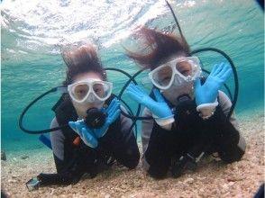 【沖縄・恩納村・体験ダイビング】1グループ貸切・青の洞窟体験ダイビング 動画・写真プレゼント!