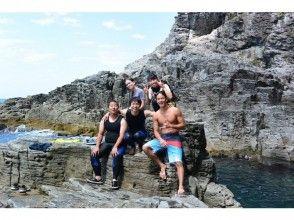 【北海道・石狩】中級者以上向け♪SUP青の洞窟ツアー