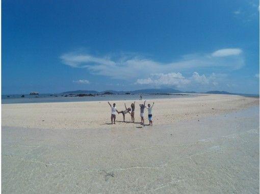【沖縄・石垣島】フィン&マスクがレンタルできる!幻の島に上陸しよう!