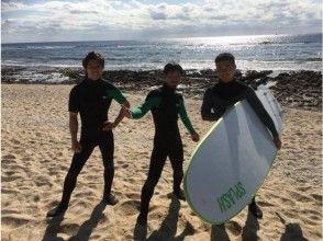 【那覇・糸満】初心者向け☆体験型サーフィンスクール!