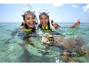 [沖縄-宮古島]有利的設定!海龜通氣管+日落皮艇!淋浴間,吹風機完成風箏