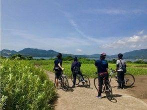 【山陰・大根島】小さな火山島でのんびりサイクリング♪ブラだいこんサイクリングツアー