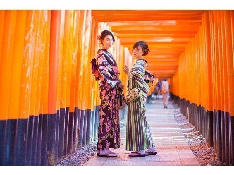 京都着物レンタル 和装が似合う京都散策のススメ