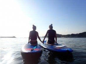 【湘南・逗子】夕方の逗子湾でSUPクルージング ※6月~9月土日限定