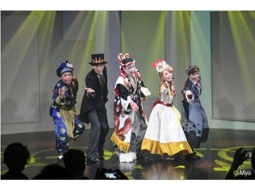 【大阪・道頓堀】フードミュージカル「GOTTA」を観よう!