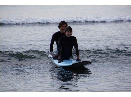 【神奈川・江ノ島】江ノ島で唯一!国際サーフィン連盟公認!ビギナーコーチングレッスン