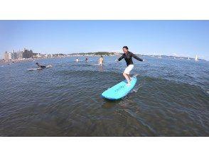 【神奈川・江ノ島】江ノ島で唯一!国際サーフィン連盟公認!ビギナー自立型コーチングレッスン