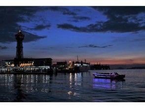 【福岡・博多】福岡の風景・夜景が美しい!博多湾ナイトクルージング(45分)