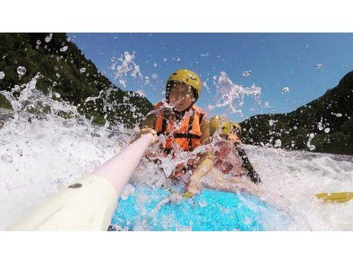 【熊本・人吉市】人気NO.1 スリル満点!急流アクティブコース(午前・午後)GoPro動画付き