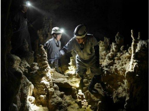 【沖繩·西表島】皮划艇和深洞(洞穴探險)の紹介画像