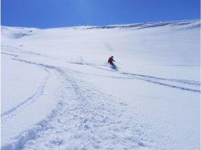 【北海道・大雪山】パウダースノー三昧!バックカントリースキーコースの画像