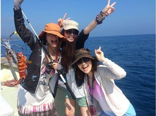 【鹿児島・奄美大島北部・空港そば】手ぶらでOK!初心者でも楽しめる体験フィッシング
