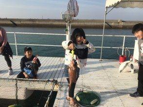 [Kumamoto ・ Amakusa]Marine fishing pond ・ Unlimited fishing (60 minutes)