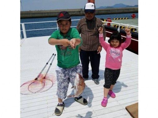 【熊本・天草】海上釣り堀・釣り放題(60分)